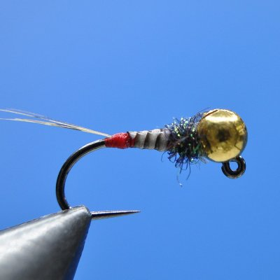 top fly Jig 2-18