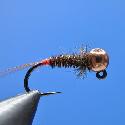 top fly Jig 12-18