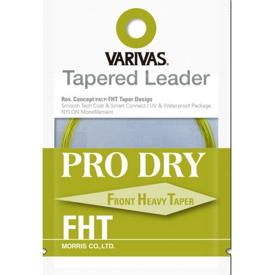 Varivas - Tapered Leader PRO DRY 11 ft