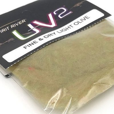 UV2 fine & dry - light olive